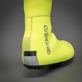 GripGrab Arctic Waterproof Deep Winter Hi-Vis Overschoenen, geel